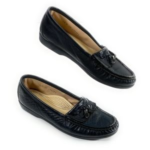 SAS Women's Kiltie Tassel Loafer Shoes 7.5M